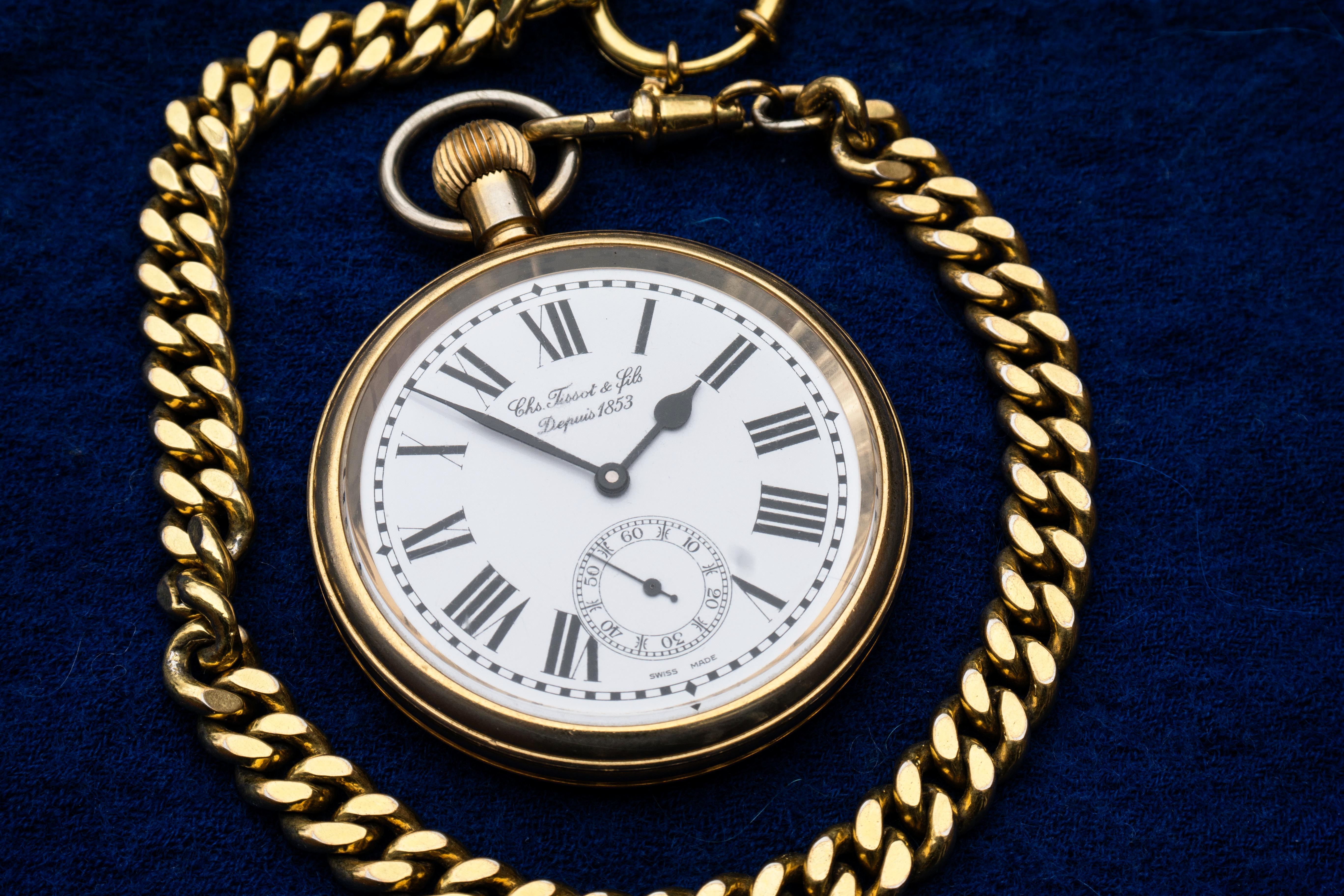 Zegarki kieszonkowe – czy ktoś je jeszcze nosi?