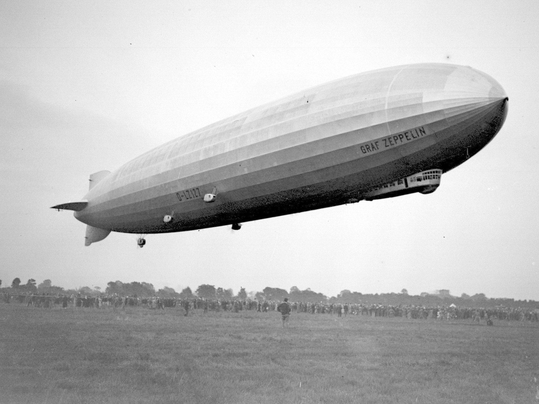 Przykład doskonałej stylizacji cz. 1 – Zeppelin